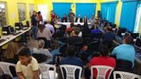 Vereador Afonso toma posse no Conselho Municipal de Educação