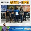 Vereador Babá e Senac-Pin firmam parceria para qualificar famílias do IAPIN Isadora Tupinambá