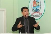 Vereador Beto Farias demanda melhorias para o Estádio Tupy Cantanhede