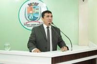 Vereador Beto Farias solicita roçadeira para a Comunidade Menino Deus do Itaboraí