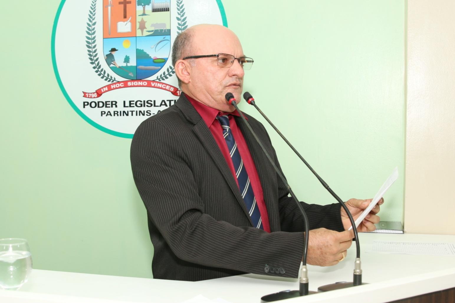 Vereador Cabo Linhares solicita melhorias para comunidade de Nossa Senhora da Saúde e desmente vereadora Maria Alencar