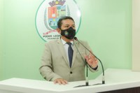 Vereador Gelson agradece apoio à campanha de sua esposa e congratula eleitos