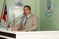 Vereador Gelson Moraes propõe Faixa de Pedestre para frente do PAC e do CETI