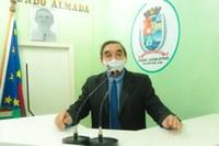 Vereador Maildson Fonseca comenta sobre exploração de petróleo e gás em Parintins