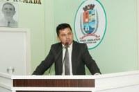Vereador Renei comenta Pré-Inauguração de luminárias do campo de futebol da Agrovila do Mocambo