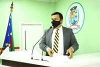Vereador Telo protocola solicitação para homenagem a Arlindo Júnior e Paulinho Faria em arquibancadas do Bumbódromo