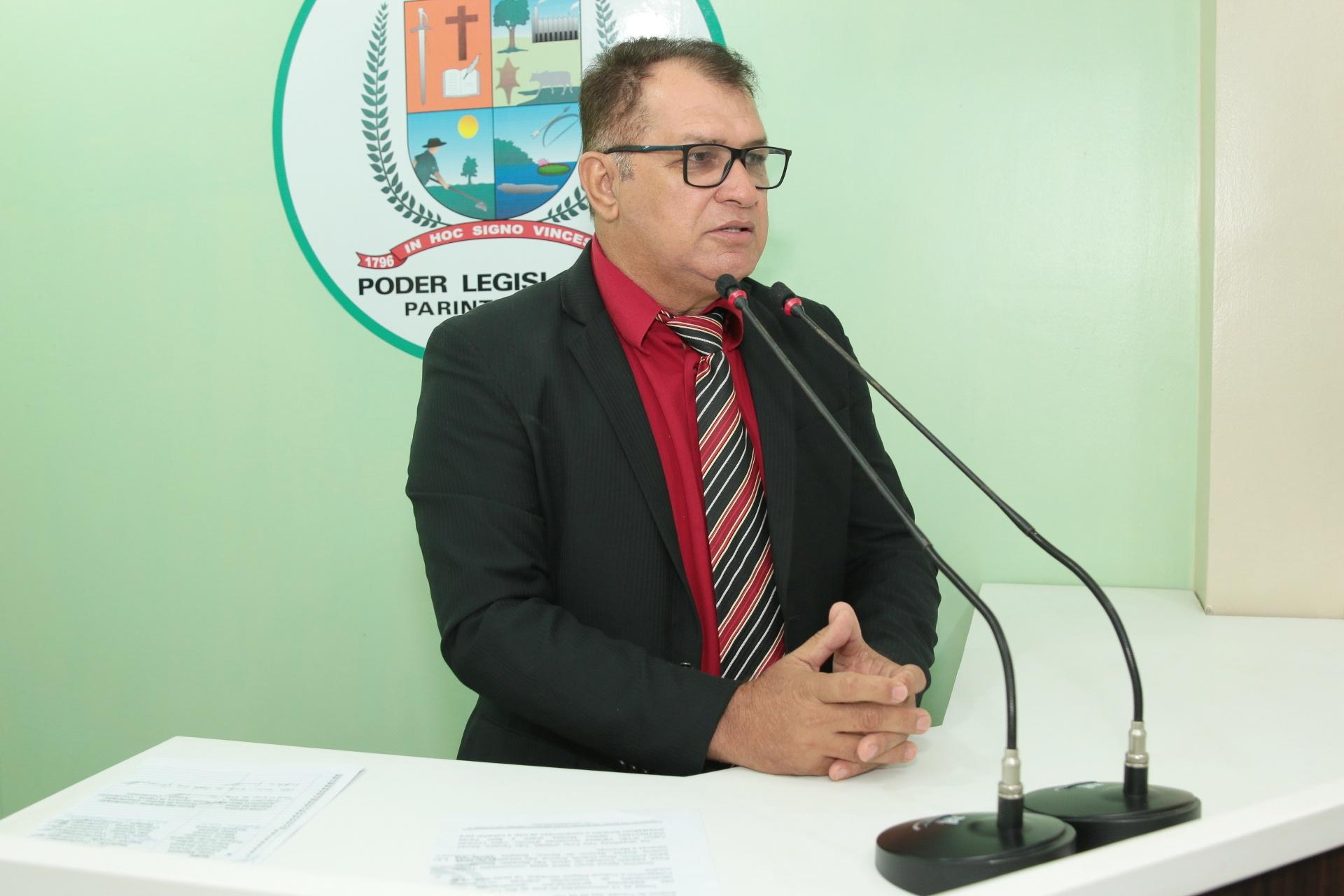 Vereador Tião destaca envolvidos na Sessão Itinerante em Santo Antônio do Tracajá