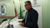Vereador Tião Teixeira solicita Água no Jirau para Nova Esperança do Zé Açú