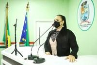 Vereadora Vanessa cobra mudança imediata de local da termelétrica de Parintins