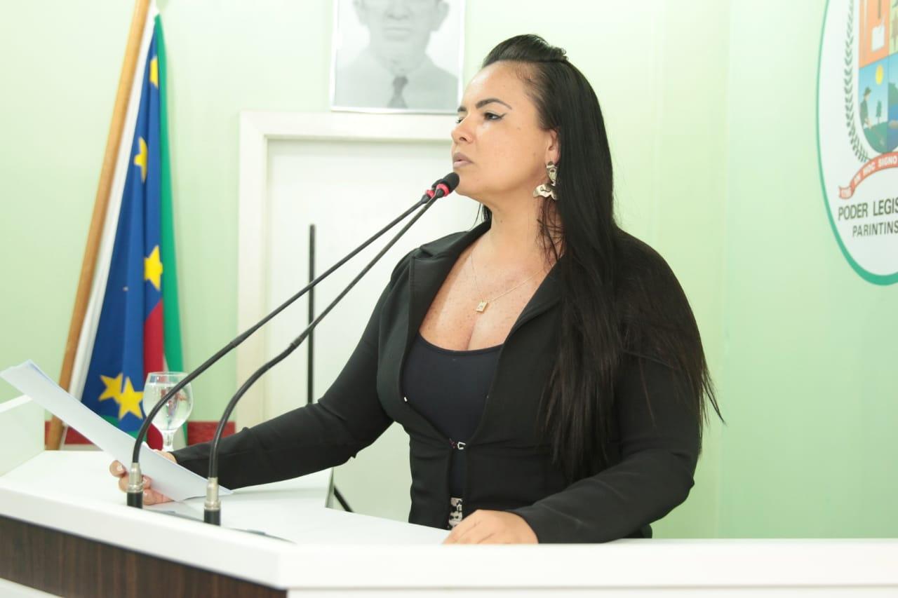 Vereadora Vanessa Gonçalves enfatiza demandas das Comunidades Sagrado Coração de Jesus e Nova Canaã