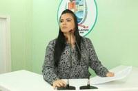 Vereadora Vanessa pede ao Governo do Estado reforma da Escola Caetano Mendonça