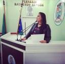 Vereadora Vanessa presta contas de agenda parlamentar na capital do Estado