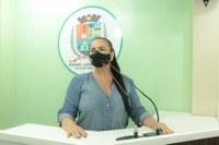Vereadora Vanessa apresenta Moção de Pesar aos amigos e familiares do comunicador Aderaldo Reis