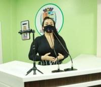 Vereadora Vanessa reforça pedido de expansão de Internet para o interior do Amazonas