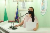Vereadora Vanessa ressalta representatividade feminina na Câmara e agradece apoio no pleito de 2020