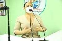 Vereadora Vanessa solicita viatura fluvial para equipar Polícia Militar em Parintins