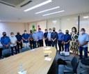 Vereadores de Parintins reúnem com Governador do Amazonas Wilson Lima