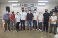 Vereadores participam da abertura da Jornada de Cirurgias Oftalmológicas em Parintins